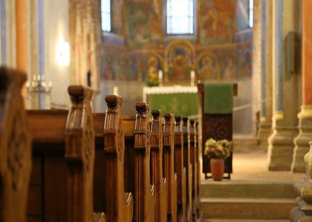 A new church in Dona